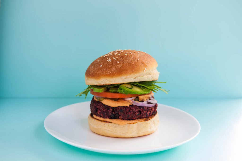 Quest for the Ultimate Vegan Burger