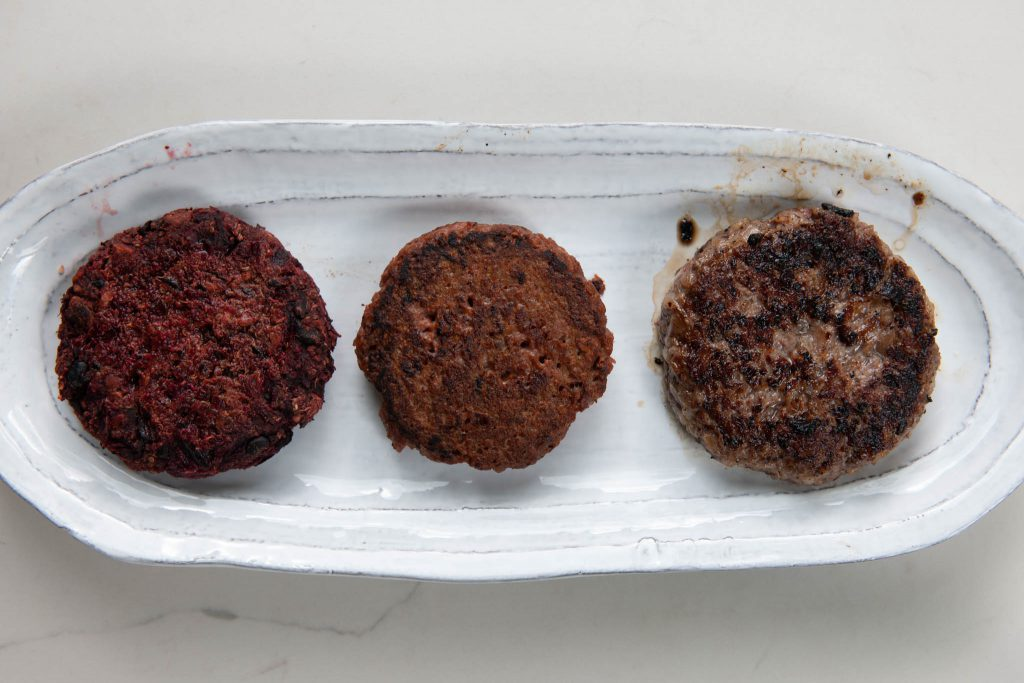 Quest for the Ultimate Vegan Burger, Figure 4-1
